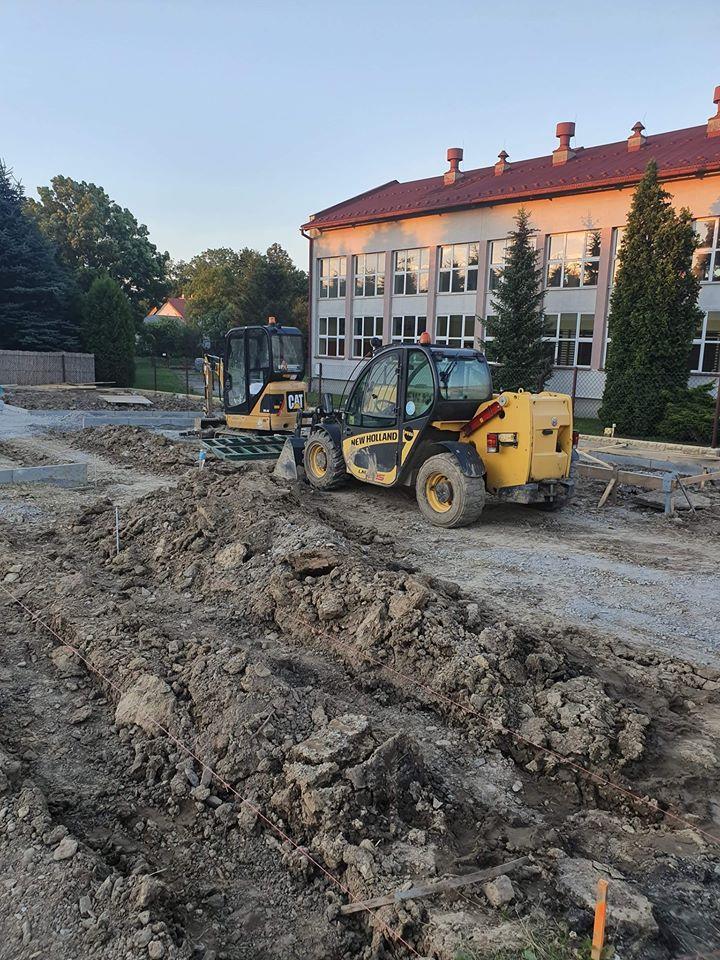 Nowe miejsce zabaw dla mieszkańców Iwonicza