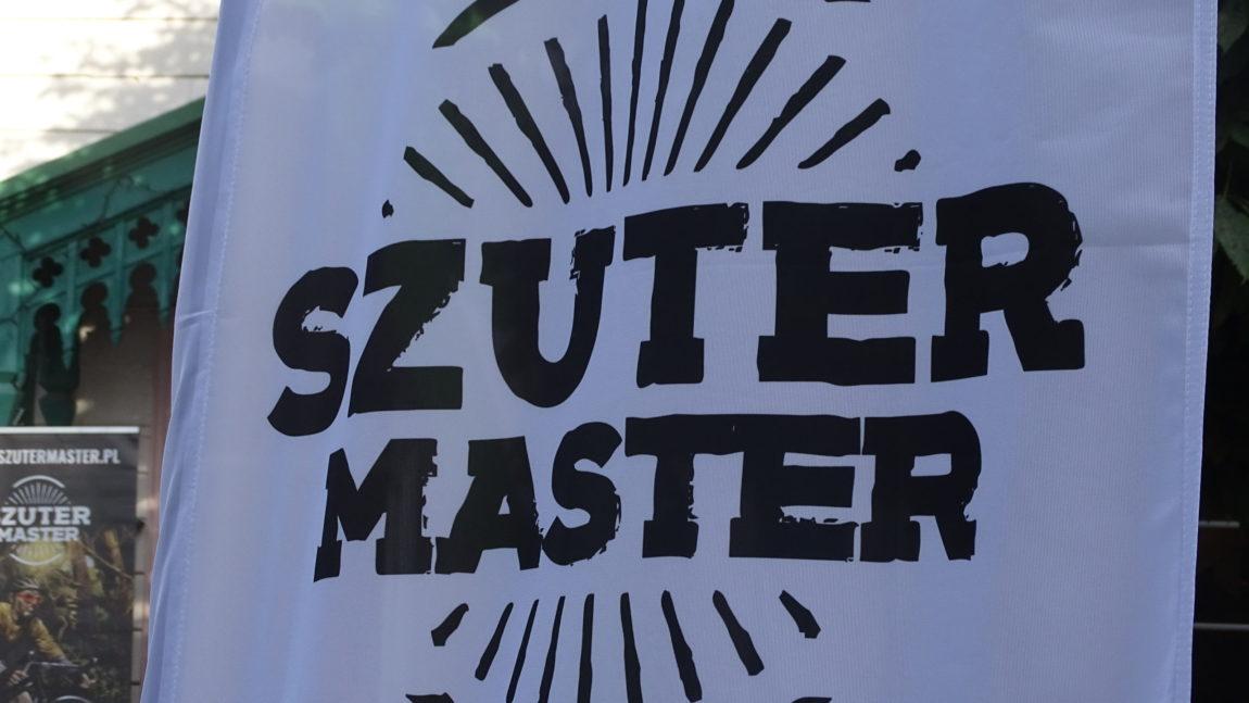 SZUTER MASTER zerowa edycja