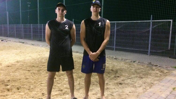 Otwarty Turniej Piłki Siatkowej Plażowej Mężczyzn rozegrany w Dukli.
