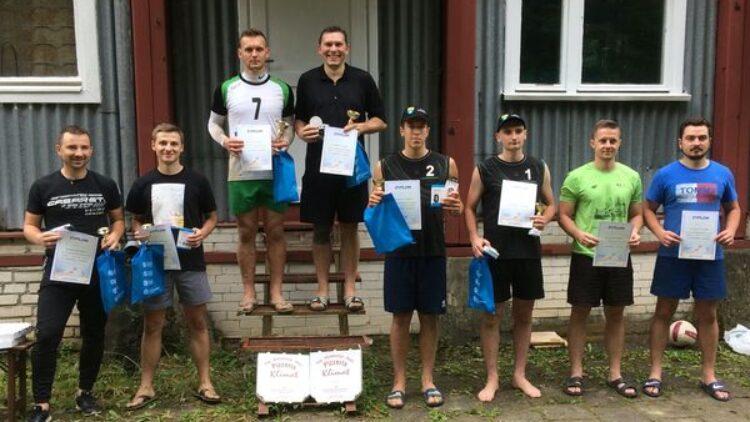 III Mistrzostwa Gminy Iwonicz-Zdrój w Siatkówce Plażowej