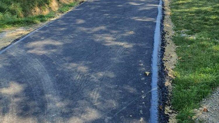 Kolejne odcinki dróg na terenie naszej gminy zostały wyremontowane