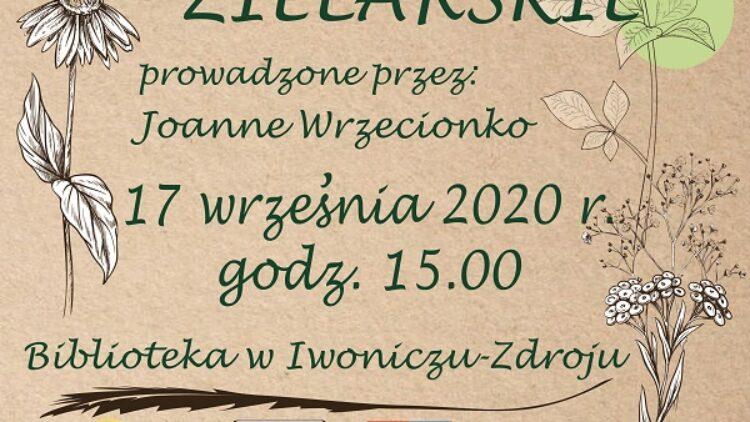 Warsztaty Zielarskie