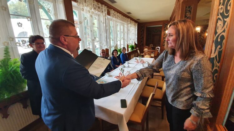 Nauczyciele wyróżnieni nagrodą Burmistrza