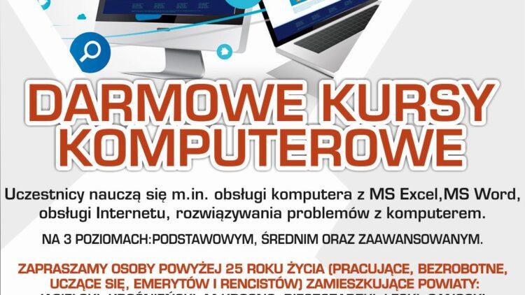 """""""Szkolenia komputerowe Twoją szansą"""""""