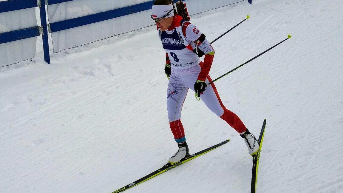 Kamila Cichoń dwukrotnie druga w Pucharze Polski