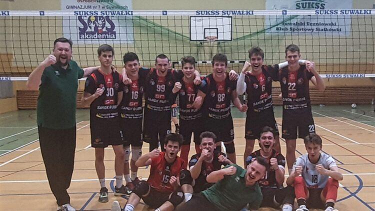 Turniej Ćwierćfinałowy Mistrzostw Polski Juniorów w Piłce Siatkowej