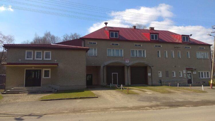 Przebudowa, rozbudowa i nadbudowa budynku domu ludowego w Lubatówce