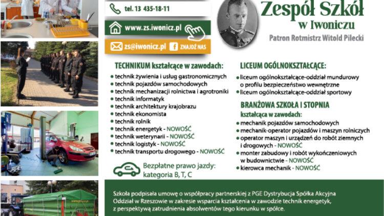Zespół Szkół w Iwoniczu