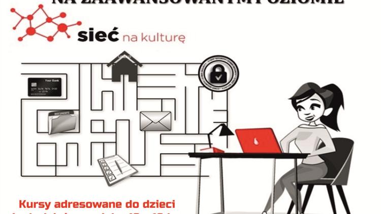 Zapraszamy na Kursy komputerowe On-Line dla dzieci i młodzieży w wieku 10-18 lat