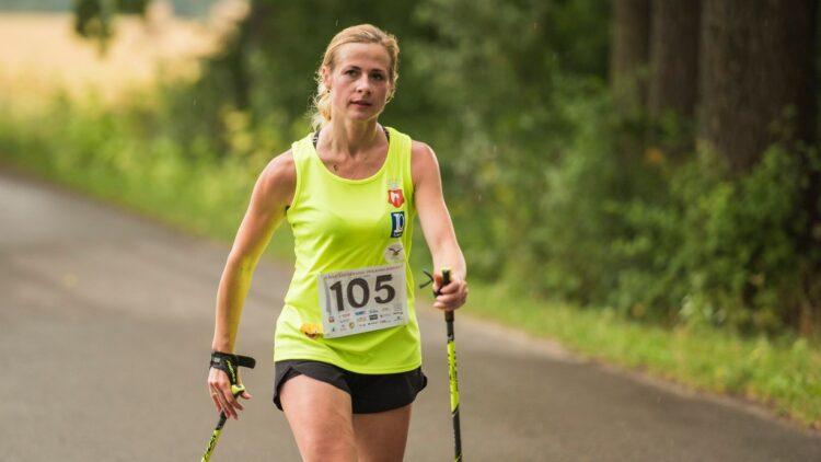 Erwina Wilusz mistrzynią Europy Nordic Walking