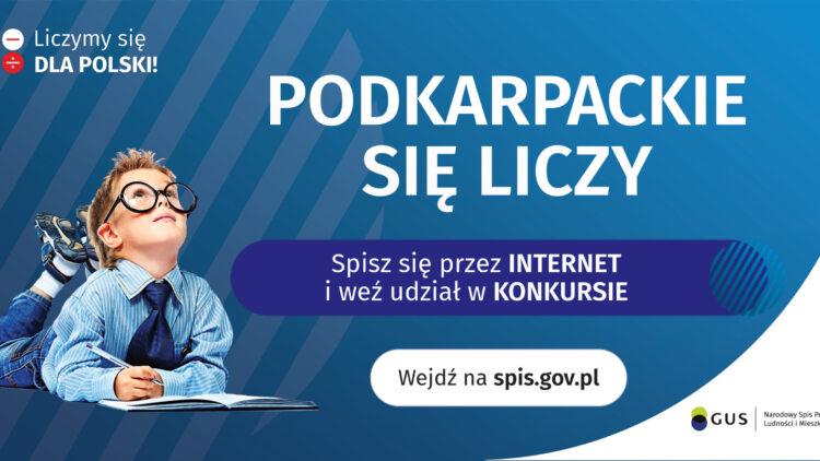 Spisz się przez Internet! Konkurs