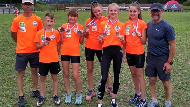 5 medali biathlonistów na Mistrzostwach Polski