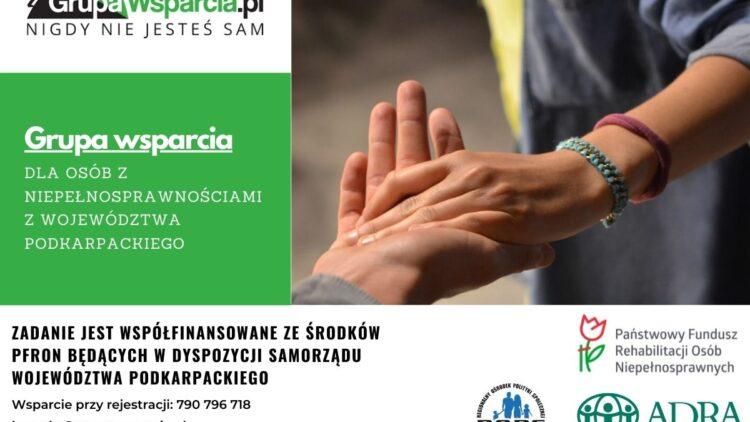 Obudź swoją wewnętrzną moc! Warsztaty dla osób niepełnosprawnych z województwa podkarpackiego