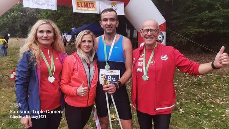 Mistrzostwa Polski w Ultramaratonie Nordic Walking