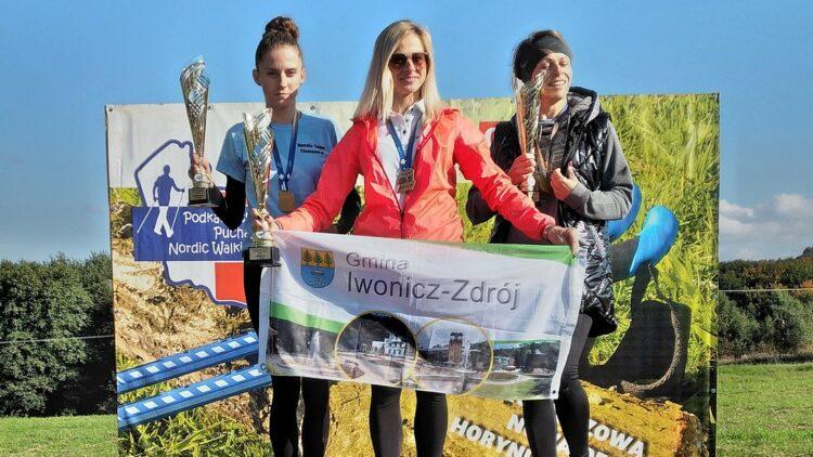Finał Podkarpackiego Pucharu Nordic Walking